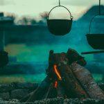 Zweite Woche: Update Lagerfeuer-Abend